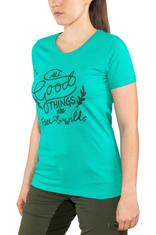 7fa66d65 Triple2 Laag Handwrite T-Skjorte Dame T-Shirt Women turkis | Gode ...